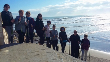 nordic-walking-playa-valencia