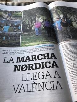 Marcha Nórdica Valencia